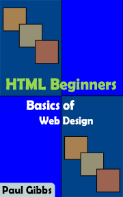 ebook on html begineers